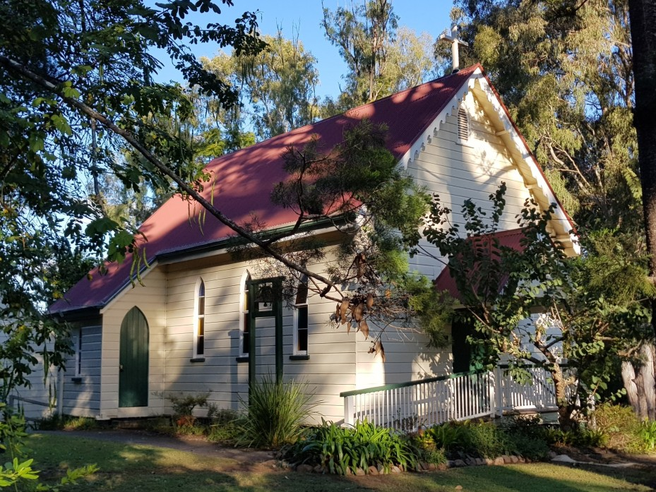 Brookfield Anglican Church of the Good Shepherd 2018