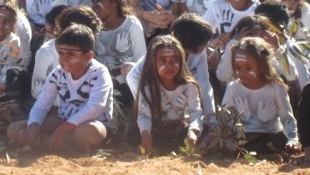 Descendants of massacre survivors