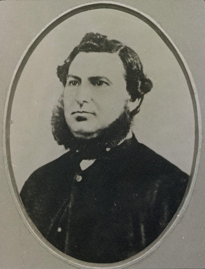 John Pettigrew Mayor 1864 Ipswich