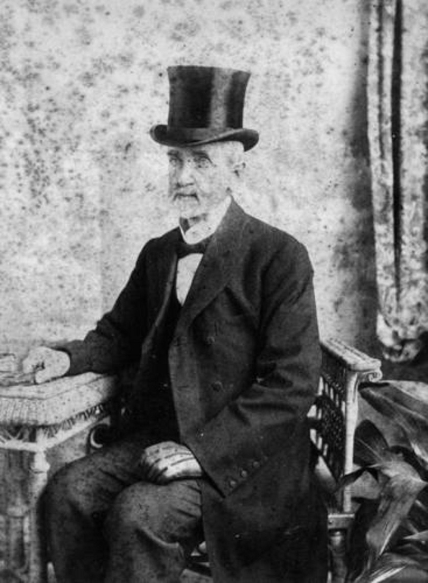 Patrick OSullivan 1818-1904 - State Library of Queensland