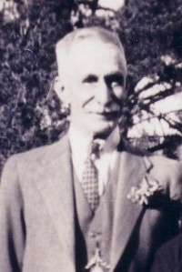 Thomas James Peacock 1872-1960