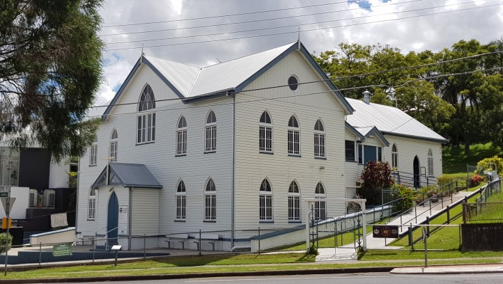 Bulimba Uniting Church 2018