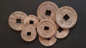 Qing Dynasty charms