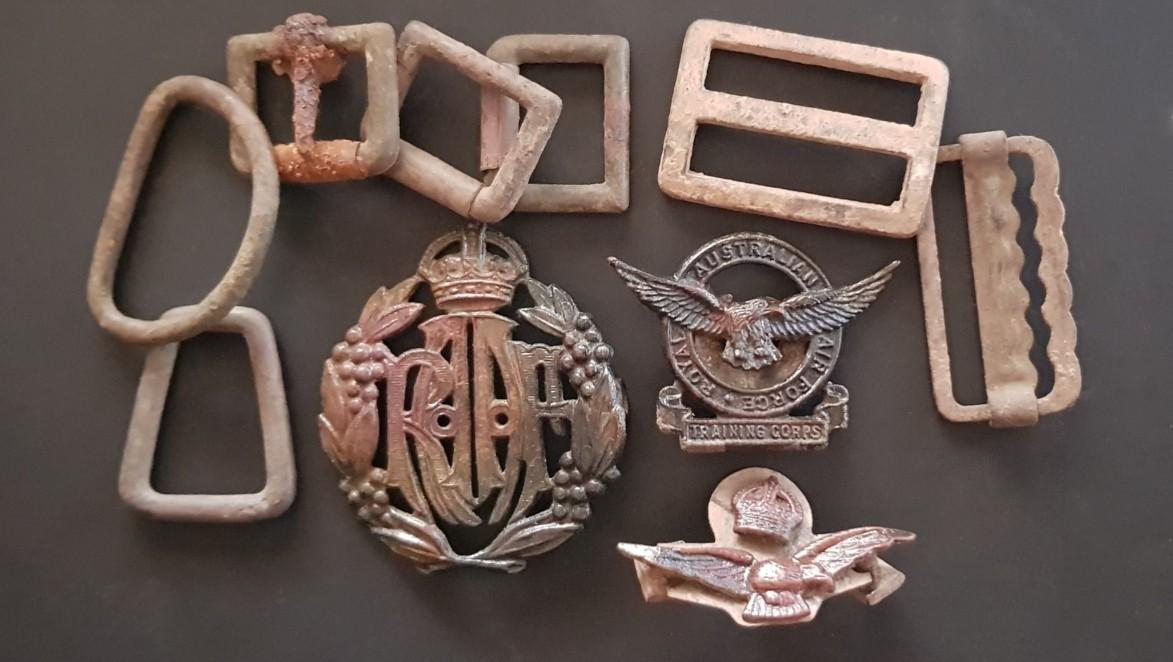 RAAF badges