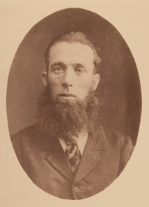 Rev Thomas Thatcher 1844-1913