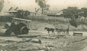old bowen bridge road state school in brisbane c1910 - john oxley library state library of queensland 10145