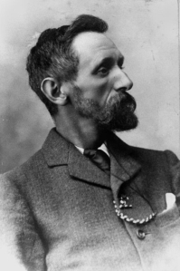 Clement Wragge, c1901 John Oxley Library State Library of Queensland