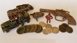 Cold War relics