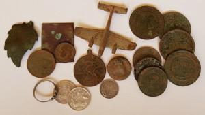 Second World War relics