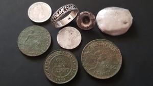 King Edward Park - best finds