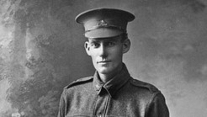 Private Tom Cross - Australian War Memorial AWM 6857649 (2)