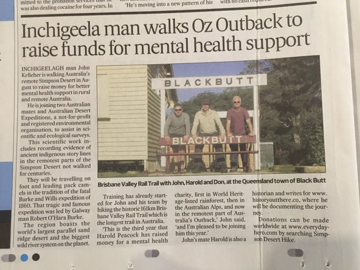 Southern Star newspaper Co Cork Ireland 15 June 2019