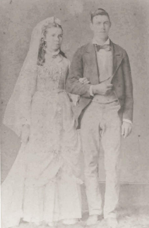 Eliza Samuel Dart wedding 2 Mar 1880 - Raymond Arthur Dart His Life and Work page 1 - Frances Wheelright Dep of History Uni of Sydney March 1998 (2)