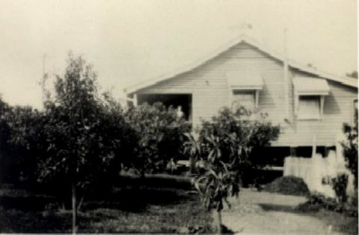 Newmarket Police Station 1938 PM0727 - Courtesy of the Queensland Police Museum.
