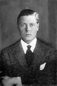 Prince-Edward-Duke-of-Windsor-King-Edward-VIII 1922 - Wikipedia Commons