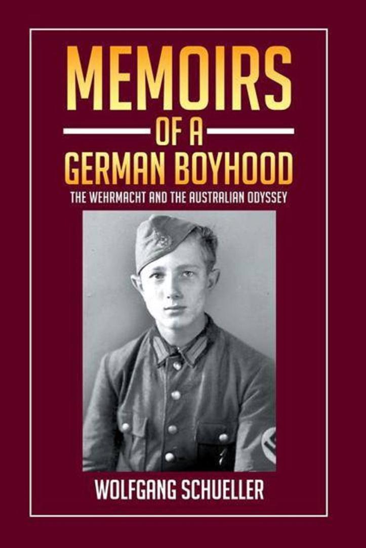 Wolfgang Schueller Memoirs cover
